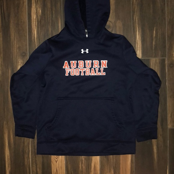 competitive price d56db b9728 Auburn Football Under Armour Sweatshirt